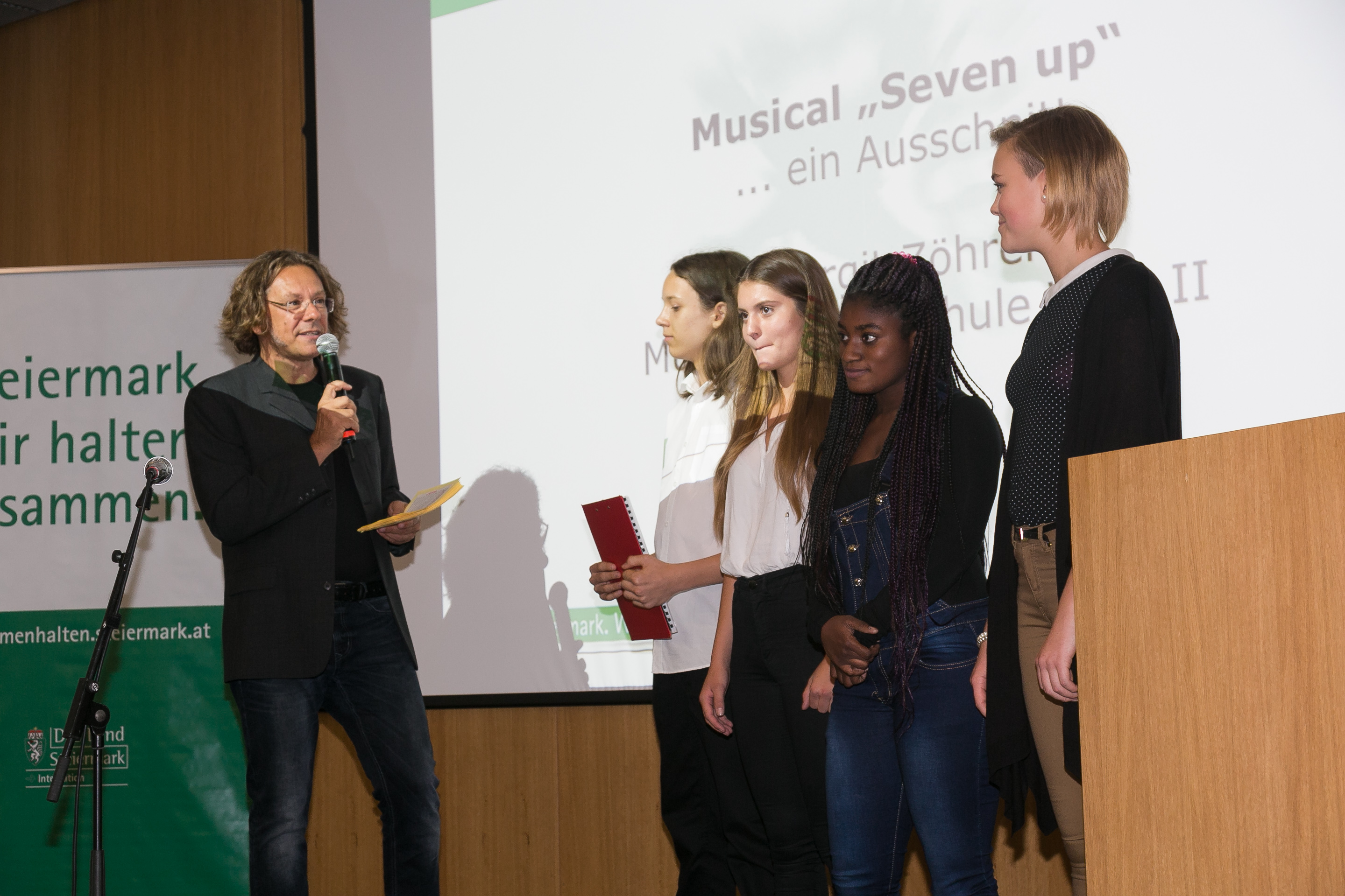 "Projektvorstellung ""Musical Seven up"""