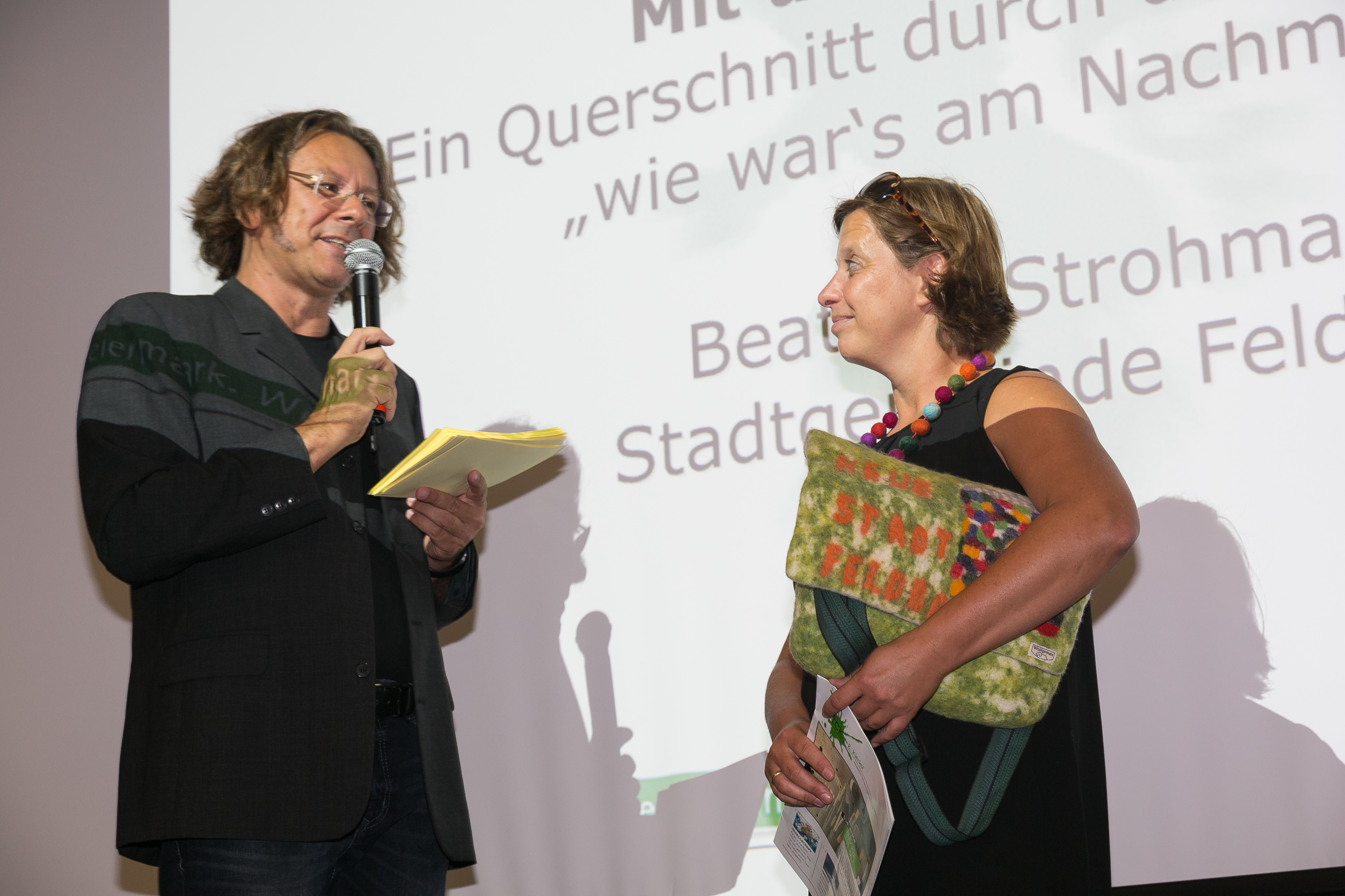 Interview mit Beatrice Strohmaier